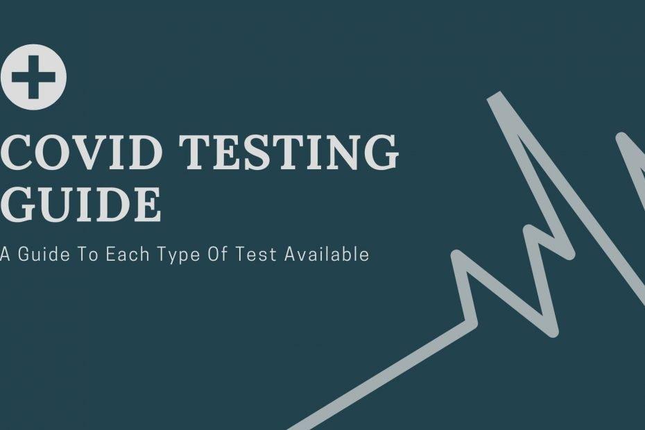 covid testing guide