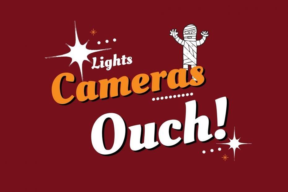 Filming Injuries History